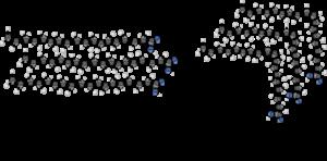 molecular shap stacking