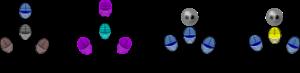 trigonal planar electron geometry